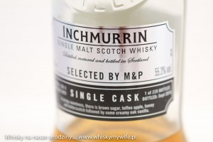 Inchmurrin  selected by M&P