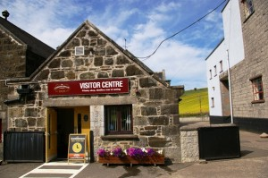 Glendronach - centrum dla zwiedzających