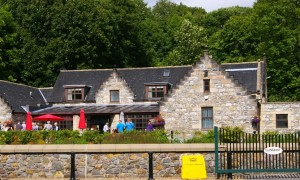 Glen Grant - centrum dla zwiedzających