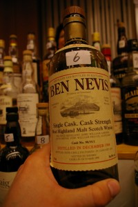 Ben Nevis 25 lat 56%  OB