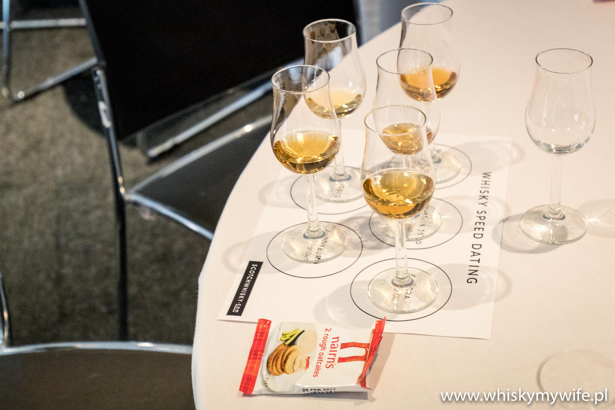 Speed Dating Whisky Masterclass-9