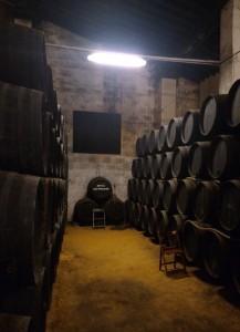 Magazyn Sanseman czyli producenta sherry od 1790 roku / zdjęcie zinnejbeczki.com