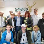 Świątynia whisky czyli wizyta w Gordon & MacPhail w Elgin.